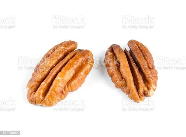 Pecan nuts over white picture id614730500?b=1&k=6&m=614730500&s=612x612&h=oka9ydygc5ahmi5lz9ezroerpfouu6zddu3fh2cgchk=
