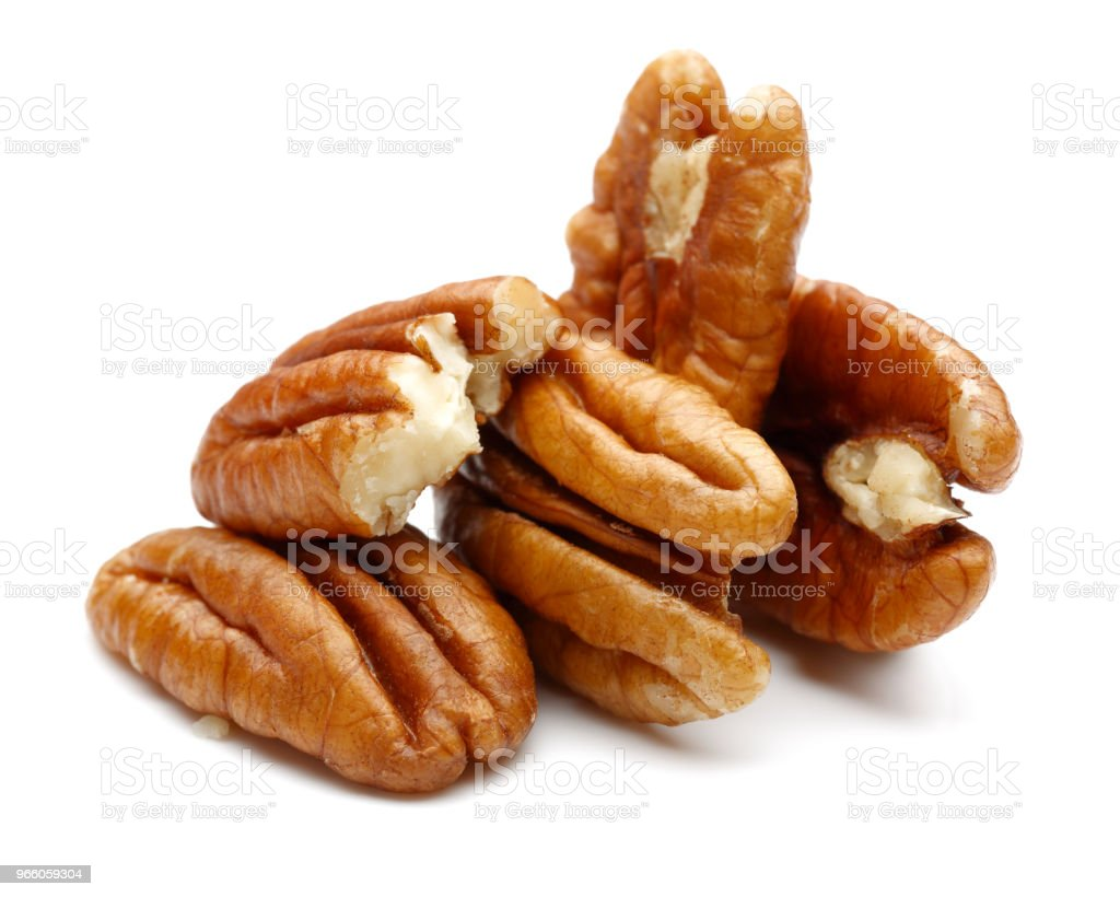 Pecan Nuts - Royalty-free Brown Stock Photo