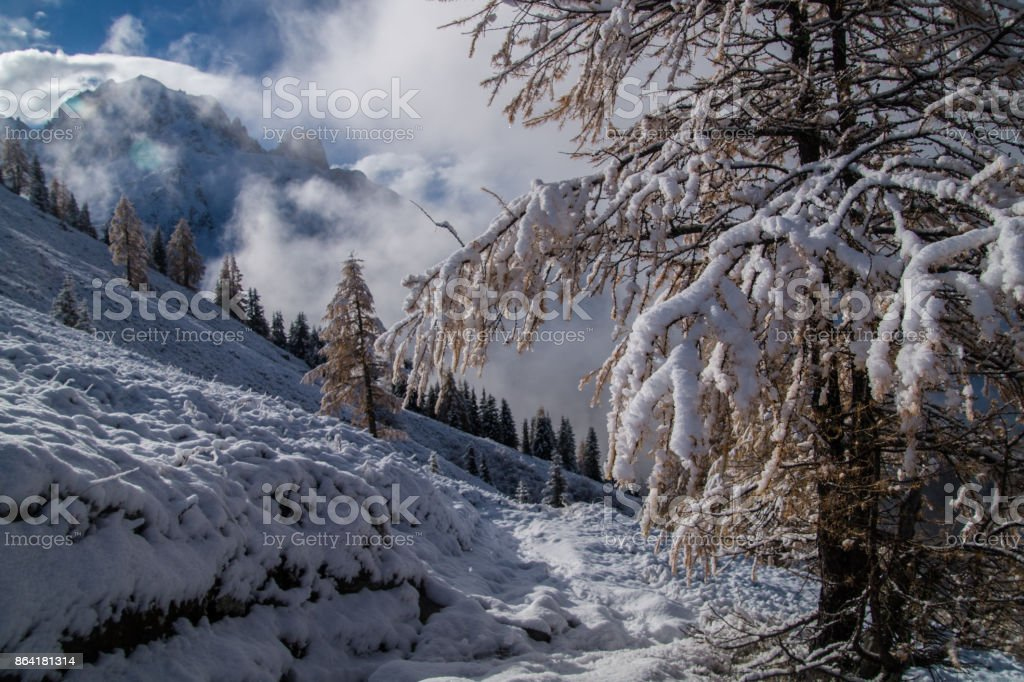 pecleret,chamonix,haute savoie,france royalty-free stock photo
