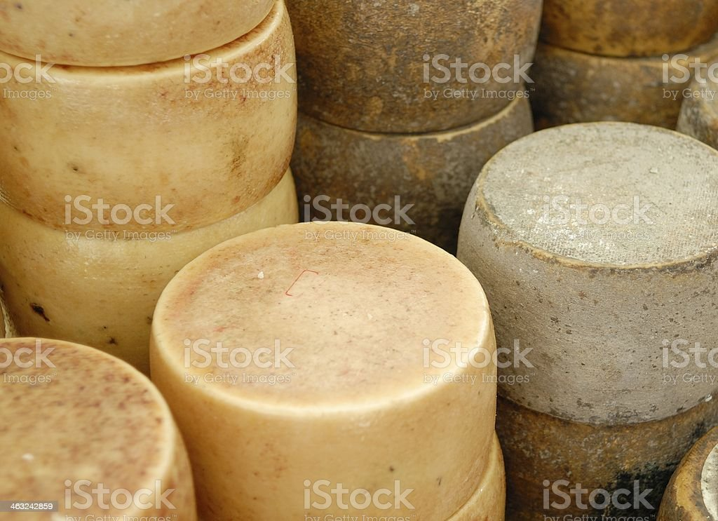Pecorino stock photo
