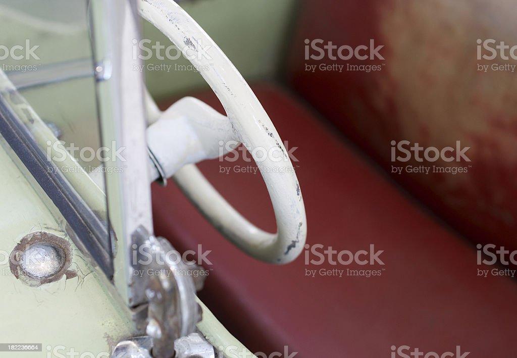 Pedalcart stock photo