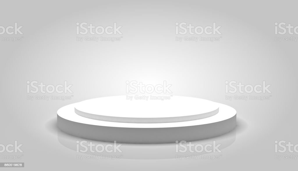 Pedestal stock photo