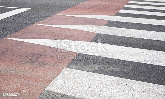 istock Pedestrian crossing 696350072