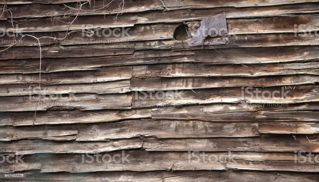 Peel And Stick Wood Planks Dark Wood Texture Stock Photo Download Image Now Istock