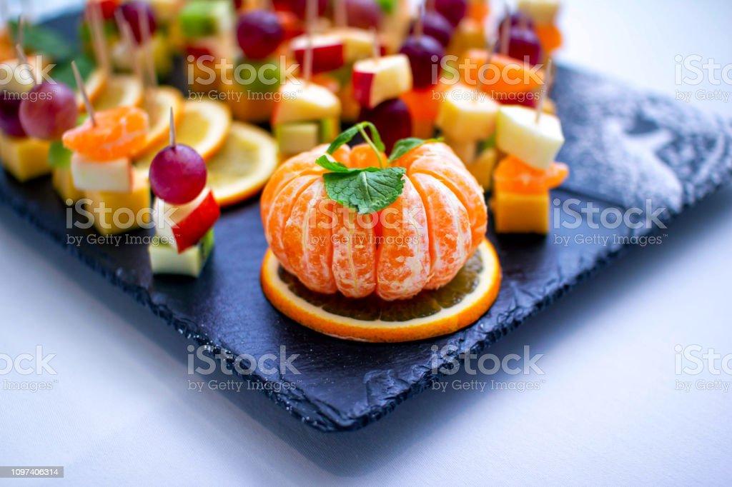 Spieße trauben käse Lebensmittel einkaufen