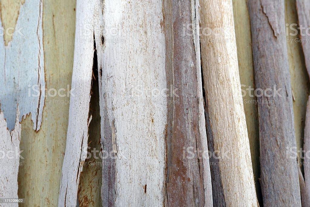 Peeling Bark Paper - Urban Texture Series royalty-free stock photo