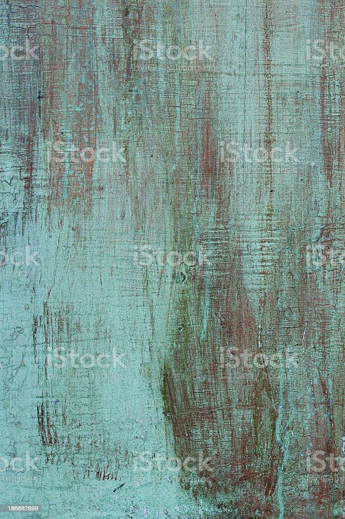 Peeling Paint Background royalty-free stock photo
