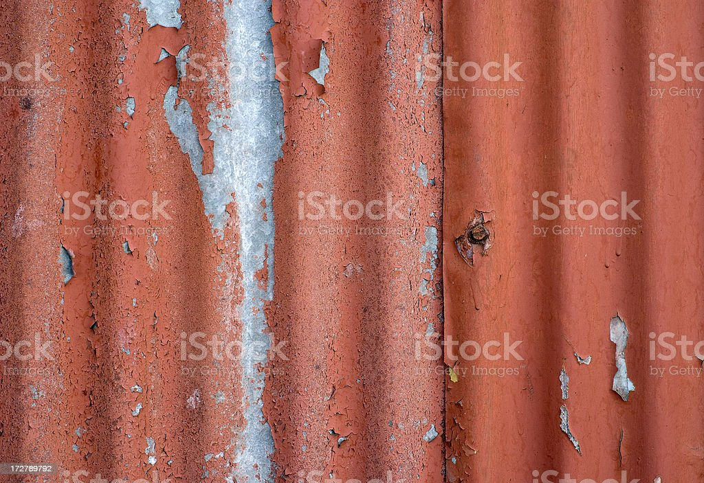 peeling paint metal texture royalty-free stock photo