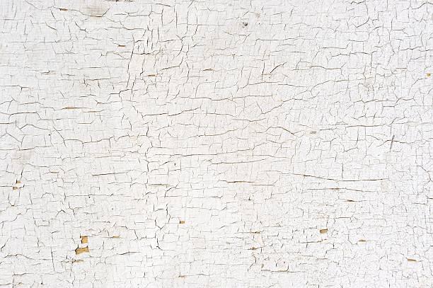 Peeling Paint on the Wall stock photo