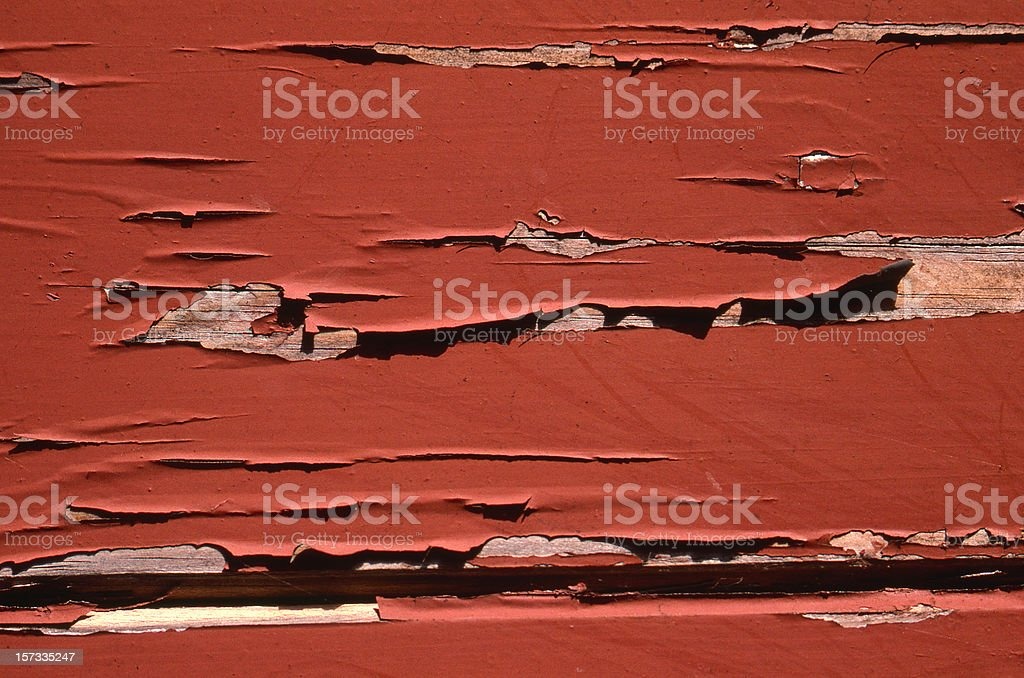 Peeling Paint royalty-free stock photo