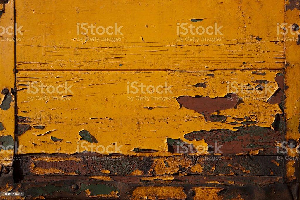 Peeling Paint Wood XXXL Texture royalty-free stock photo