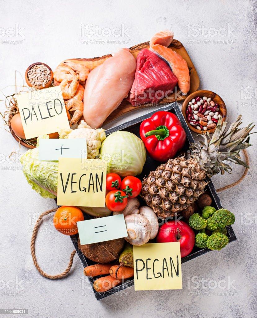 dieta paleo o vegana
