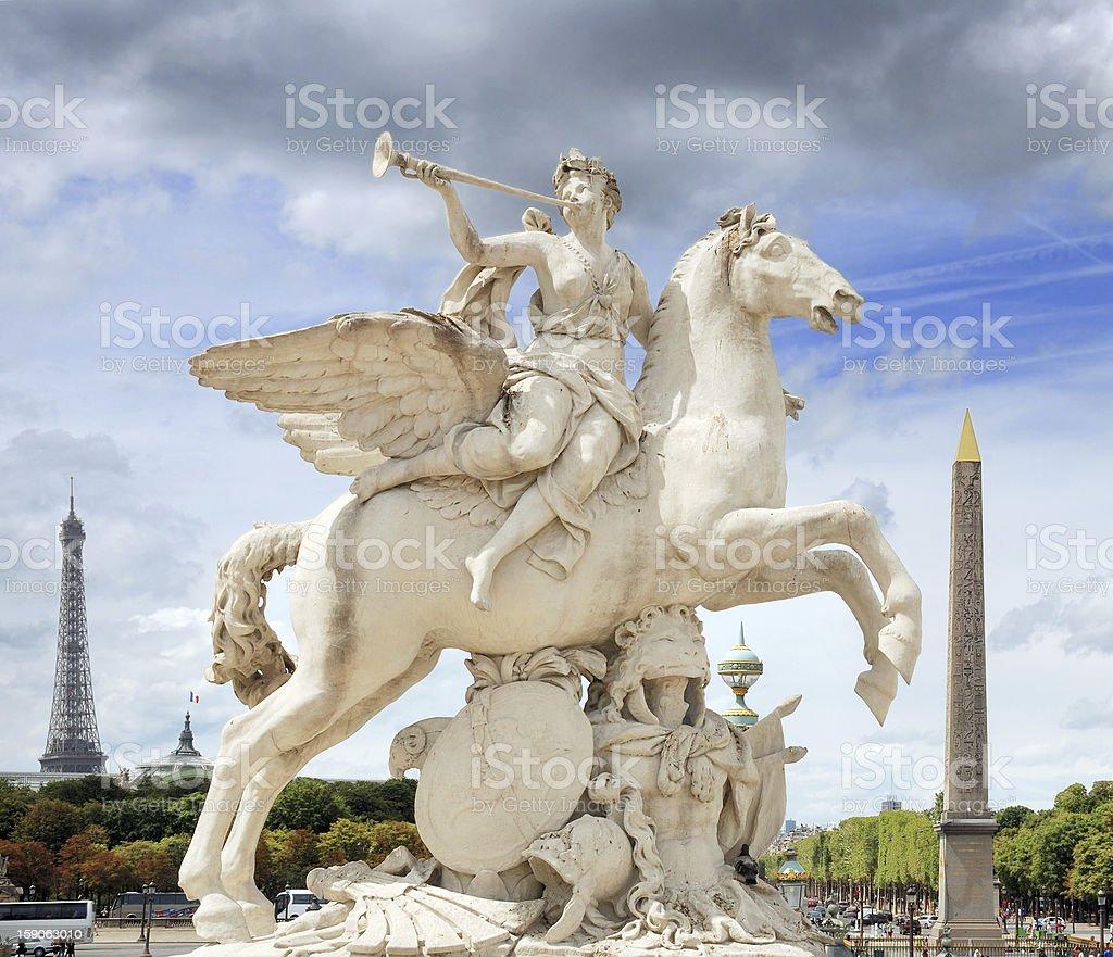 Pegasus. – Foto