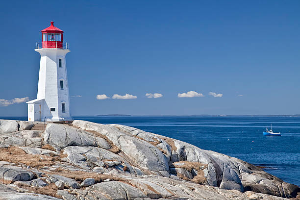 Peggy's Cove Lighthouse – Foto