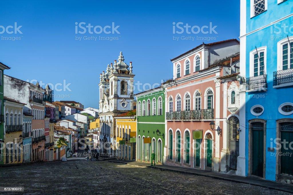 Pelourinho - Salvador, Bahia, Brasil - foto de acervo