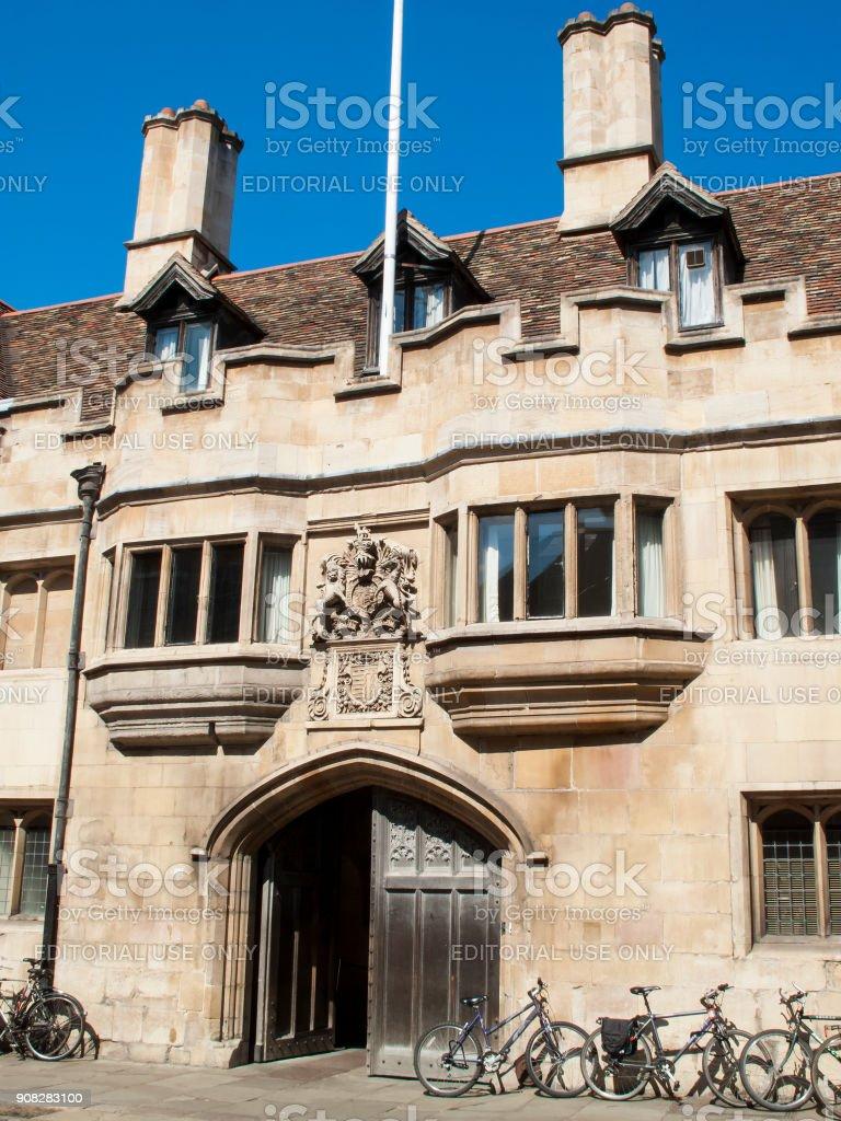 Pembroke College Cambridge University Stock Photo & More Pictures of  Architecture