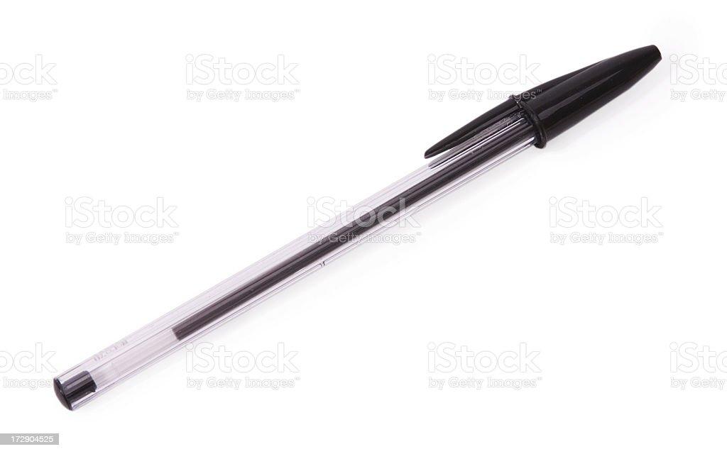 Pen クロス ストックフォト