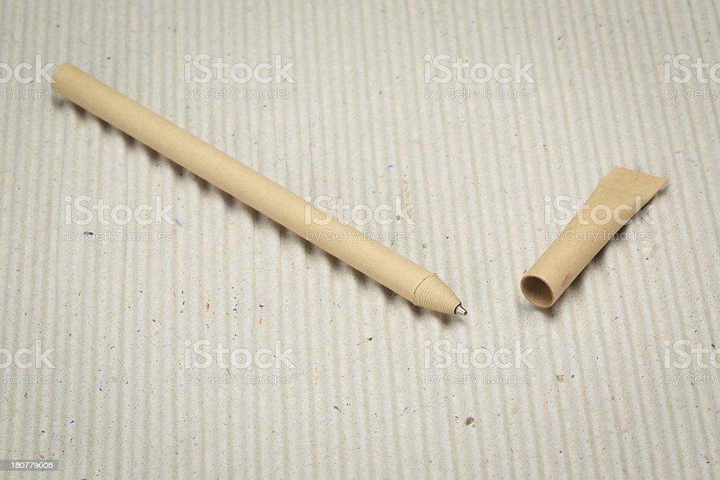 Pen royalty-free stock photo