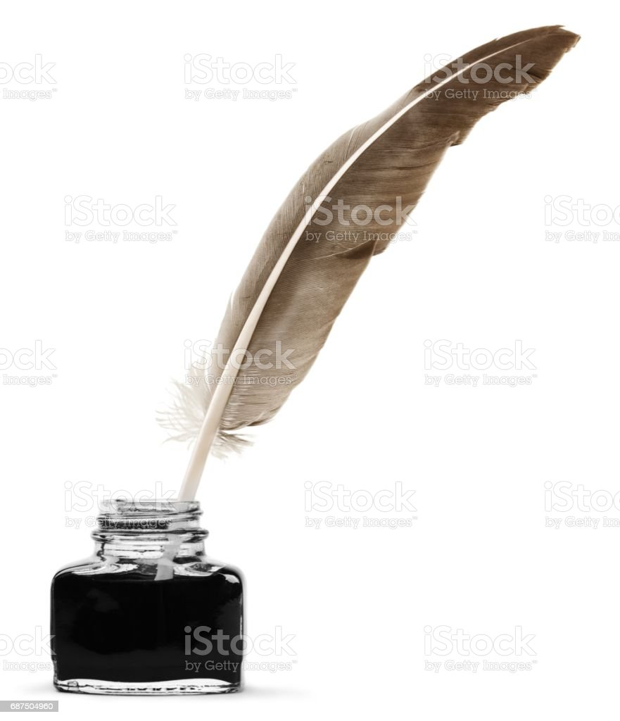 Pen. stock photo