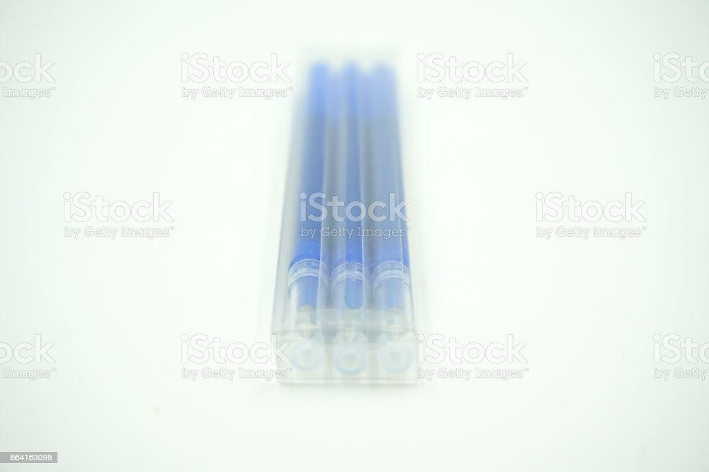 Pen refill royalty-free stock photo