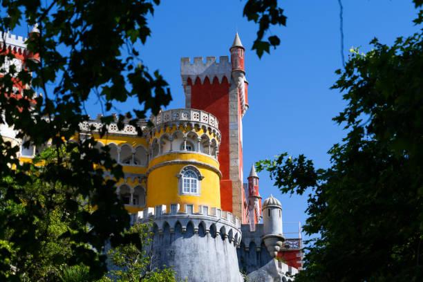 Pena Palace, Sintra, Portugal – Foto
