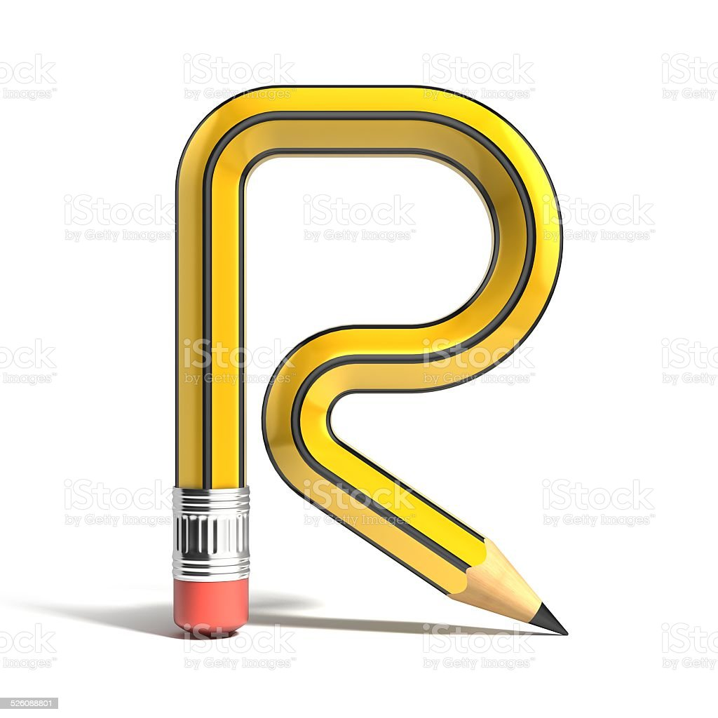 R Letter 3d Images Images Download Cv Letter And Format
