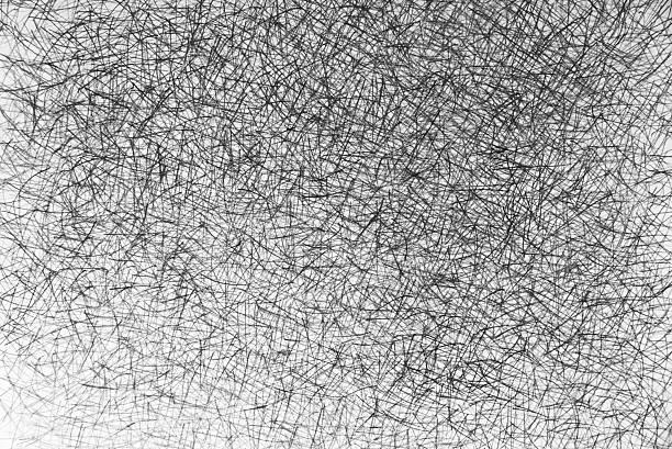 bleistiftzeichnung hintergrund - scribble stock-fotos und bilder