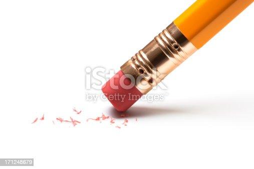 171245616 istock photo Pencil Eraser 171248679