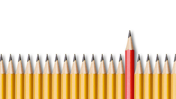 pencils - pencil stock photos and pictures
