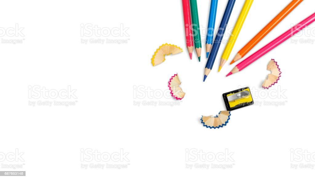 Pencils. stock photo