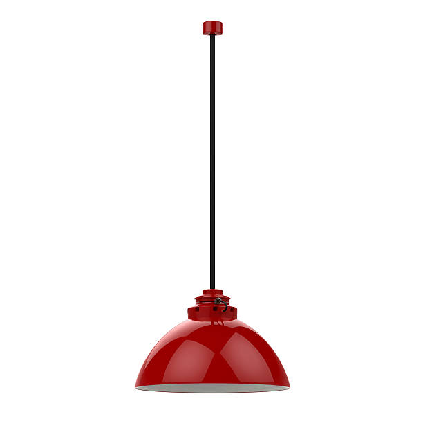 lampe suspendue - lampe électrique photos et images de collection