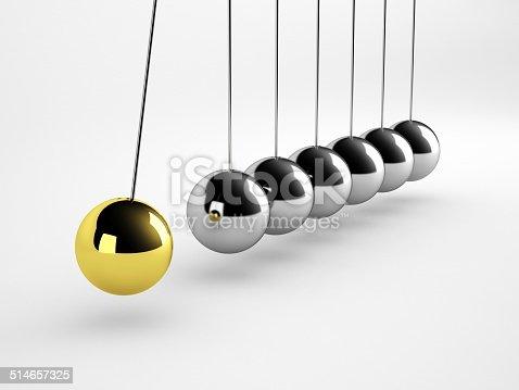 istock Pendulum concept 514657325
