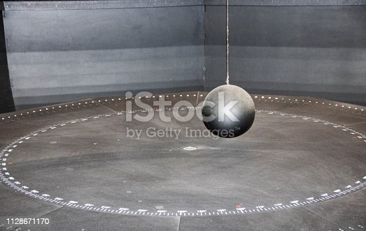 demonstration of pendulum perpetual motion and isochronism