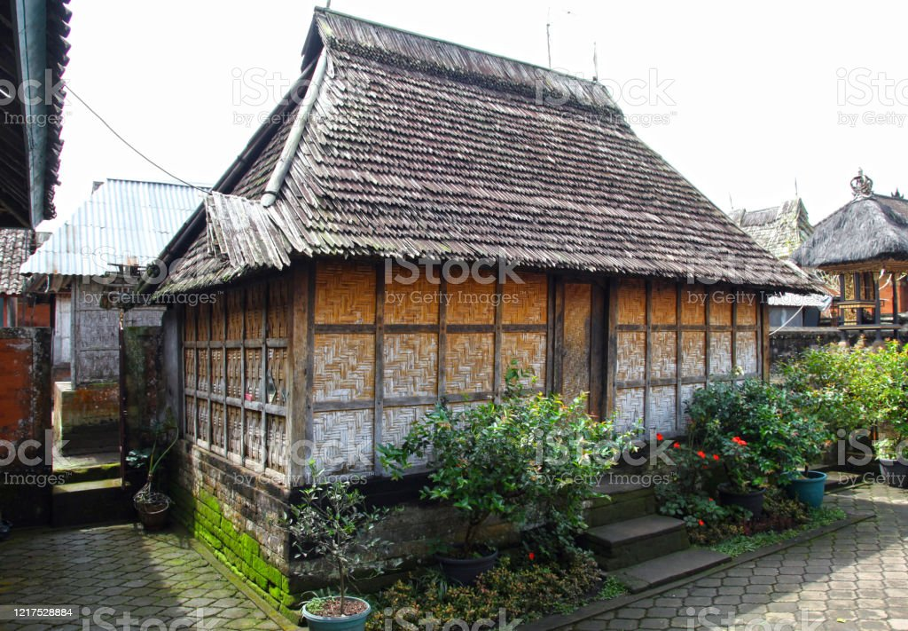 Penglipuran Traditional Bali Aga Village In Bali Stock Photo Download Image Now Istock