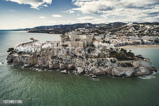 Peniscola Castellon Spain