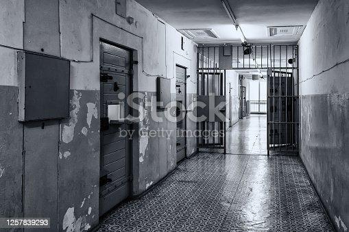 istock Penitentiary jail 1257839293