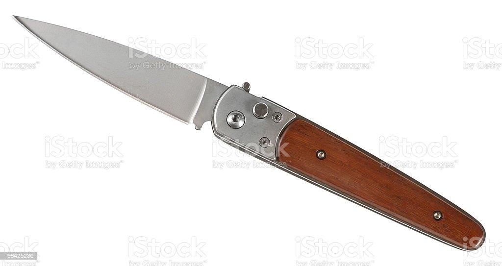 Penknife royalty-free stock photo
