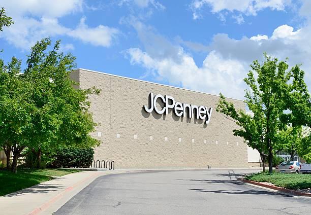 J.C. Penney stock photo