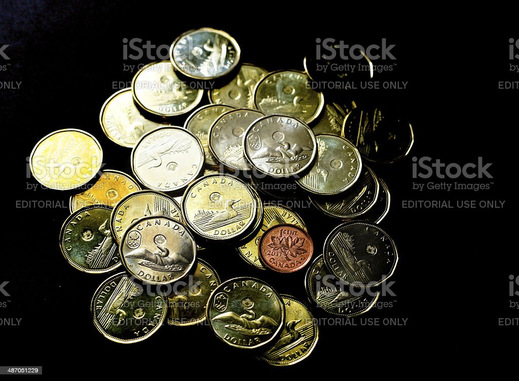 pennie - Royalty-free Coin Stock Photo