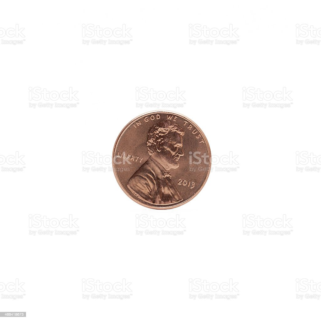 Penny stock photo