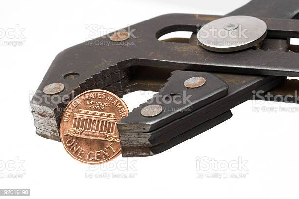 Penny Pincher 1 Stock Photo - Download Image Now