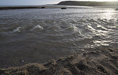 istock Pentewan Harbour Cornwall 1297771948