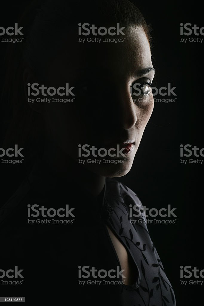 Penumbra royalty-free stock photo