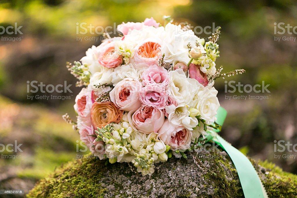Pivoines, de Roses et de Renoncule d'Asie - Photo