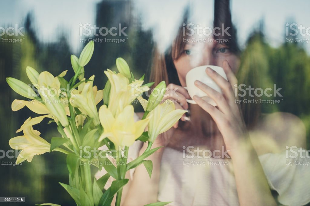 People and nature. royalty-free stock photo