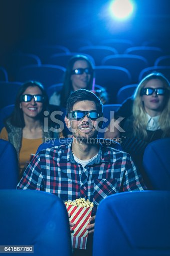 187095683 istock photo People at cinema 641867780