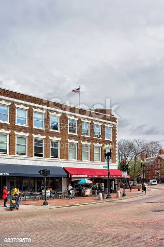683709204istockphoto People at Tory Row on Brattle Street in Cambridge MA 683729578