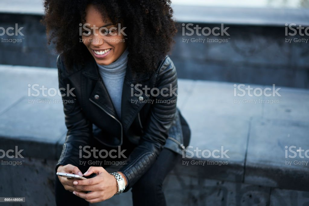 People at work and wireless connection to internet in free wifi zone outside stock photo