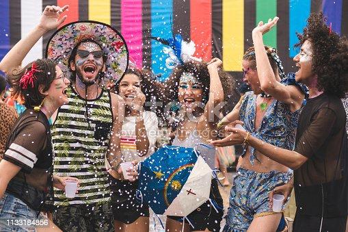 Carnival - Celebration Event, Colors, Costume, Cultures, Brazil