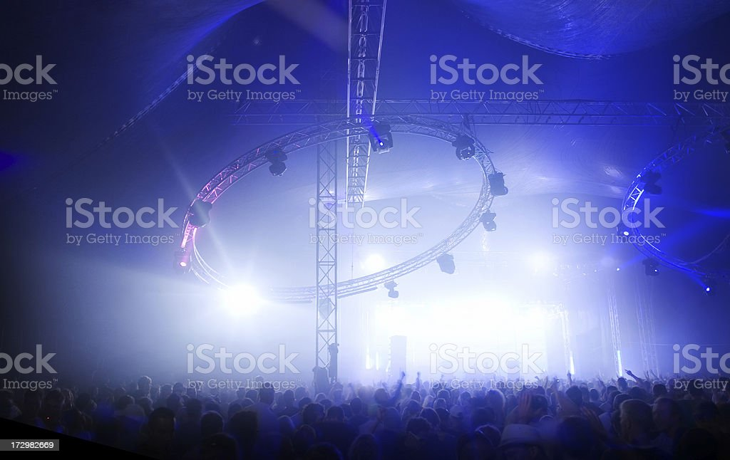 People dancing royalty-free stock photo